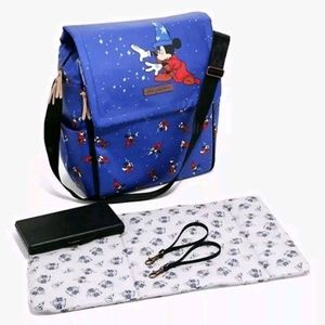 Disney Petunia Picklebottom Diaper Bag Mickey